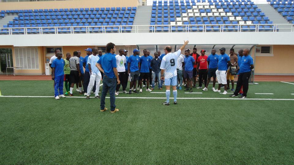 Curso de Iniciación a Técnico Deportivo en la AFA